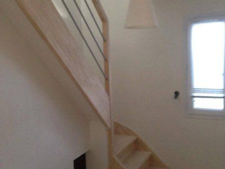 Escalier combles